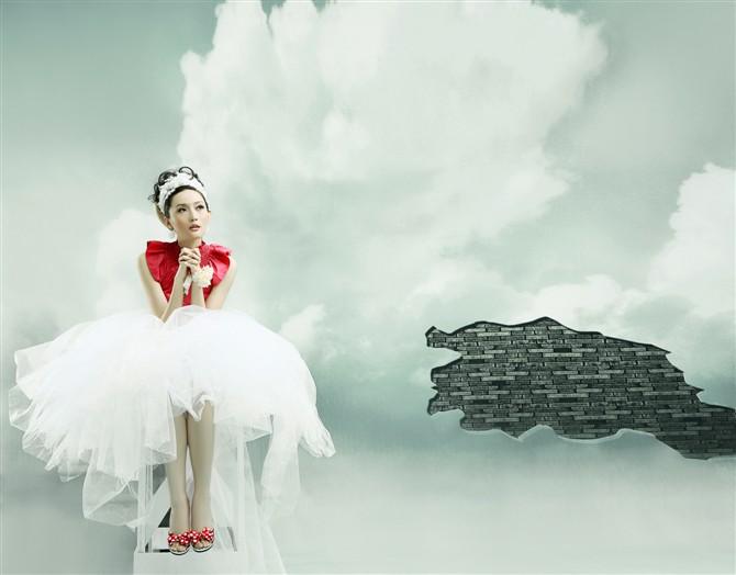 重庆婚纱摄影 韩式浪漫